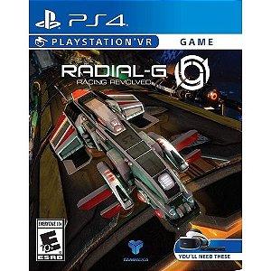 Jogo para PS4 / Radial - G Racing Revolved