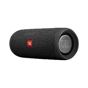 Caixa de Som - JBL Flip 5 Bluetooth Black
