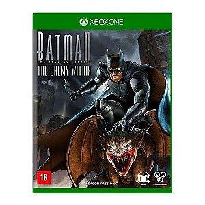 Jogo para Xbox one / Batman The Enemy Within