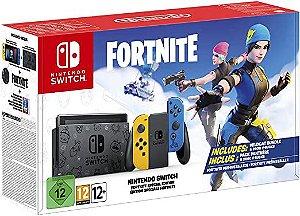 Nintendo Switch New Fortnite Wild cast ( Sem código Skin )