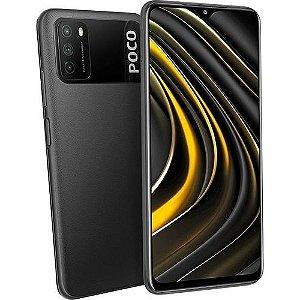 Smartphone Xiaomi Poco M3 Power Black 4GB RAM 128GB ROM