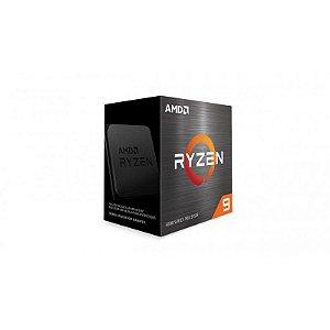 Processador AMD Ryzen 9 5900X 70MB 3.7Ghz - 4.8Ghz AM4