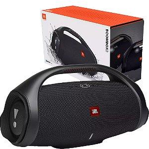 Caixa de Som JBL Boombox 2 - Bluetooth IPX7 Original