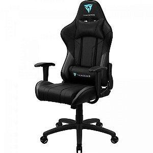 Cadeira Gamer Thunderx3 EC3 Preta Fibra de Carbono