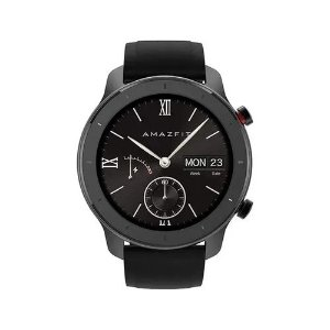Smartwatch Xiaomi Amazfit Gtr Lite A1922 47mm Preto