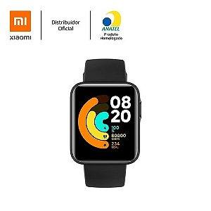 Relógio Smartwatch Mi Watch Lite Xiaomi Black