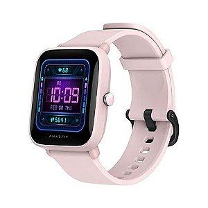 Relógio Smartwatch Amazfit Bip U PRO Rosa