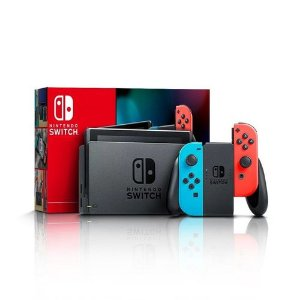 Console Video Game NEW Nintendo Switch Neon