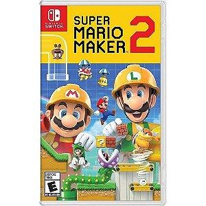 Jogo Super Mario Maker 2 para Nintendo Switch