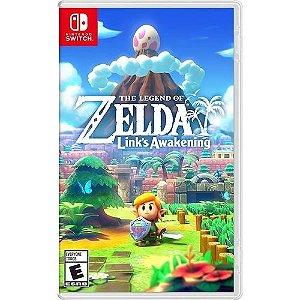 Jogo Zelda Link Sawakening - Nintendo Switch