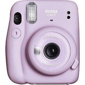 Câmera Instantânea Fujifilm Instax Mini 11 Lilás (Purple)