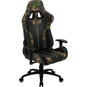 Cadeira Gamer ThunderX3 BC3 CAMO Military Green
