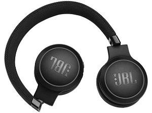 Fone de Ouvido Bluetooth JBL Live 400bt Preto
