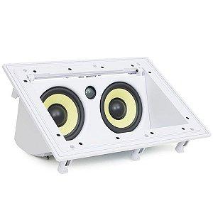 JBL Arandela Caixa Acústica de Embutir Retangular CI55RA  Angulada de 2 Vias Kevlar