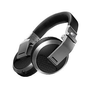 Fone De Ouvido Pioneer DJ HDJ X5 Prata