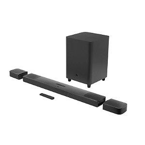 Jbl Soundbar Bar 9.1 Wireless Surround 410w Bluetooth Preto