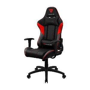 Cadeira Gamer Thunderx3 EC3 Vermelha Fibra de Carbono