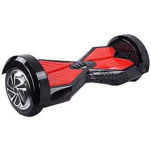 Hoverboard Scooter Elétrico Foston Preto 3000s Bluetooth