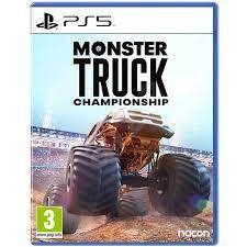 Jogo Monster Truck Chapionship PS5