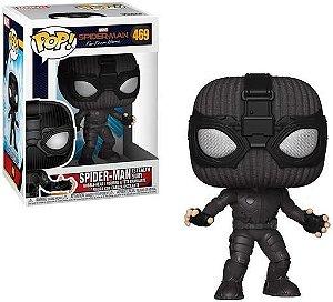 Funko Pop Spider Man ( Stealth Suit ) 469