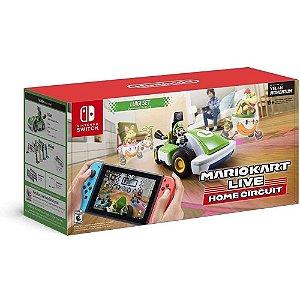 Mario Kart Live Home Circuit Luigi Set - SWITCH
