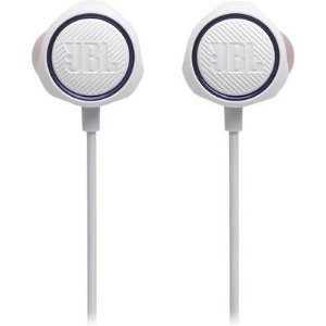 Fone de ouvido JBL Quantum 50 - Branco