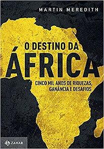 O destino da África, de Martin Meredith