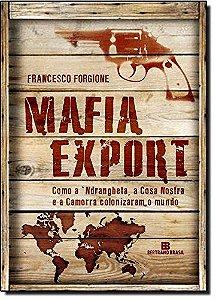 Máfia Export Capa comum