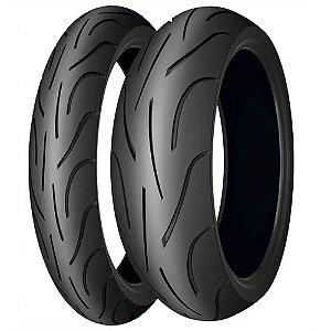 Par de Pneus Michelin Pilot Power - 1200 120/70-17+190/55-17