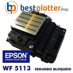 Epson WF 5113 - SEGUNDO BLOQUEIO