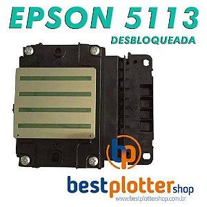 Epson WF 5113 - DESBLOQUEADA