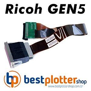 Cabeça Ricoh Gen5