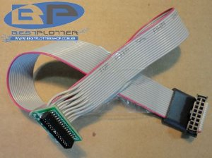 Adaptador Infiniti Xaar 126 c/ cabo flat