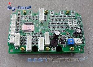 Placa de Controle de Temperaturas SkyColor 6160S