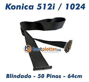 Cabo de Cabeça Konica 512i / 1024