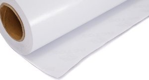 Adesivo Branco 0,08 BRILHO - 1,06 de Larg