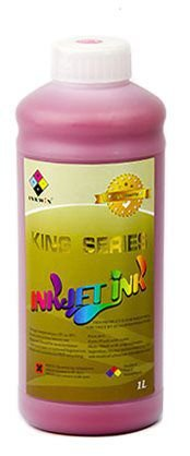 Tinta KING Solvente MAGENTA - 14 a 42PL