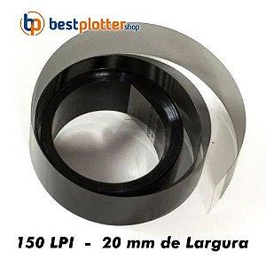 Fita Encoder 150LPI - 20mm de Largura