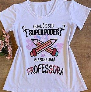 """Professora"""