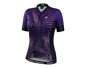 Camisa Ciclismo Free Force Sport Phase Feminina