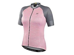 Camisa Ciclismo Free Force Sport Enjoy Feminina