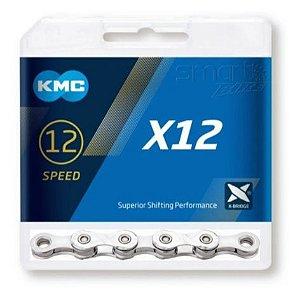 CORRENTE KMC X12 12V 126 ELOS