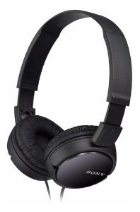 Fone De Ouvido Sony Zx Series Mdr-zx110 Preto