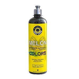 Lava Auto Melon Colors Amarelo 500ml - Easytech