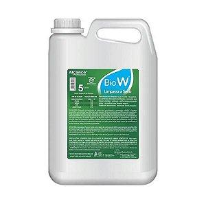 Bio W - Lavagem A Seco Concentrado Biodegradável 5L - Alcance