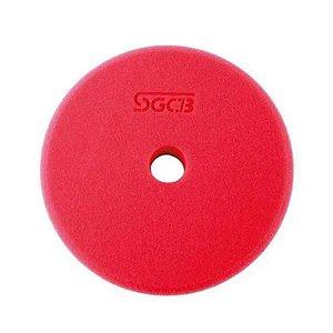 Boina de Espuma Vermelha 3¨ Super Lustro SGCB