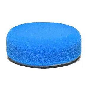"Boina de Espuma Azul Refino Médio 5"" P/ Politriz Roto Orbital - Sigma Tools"