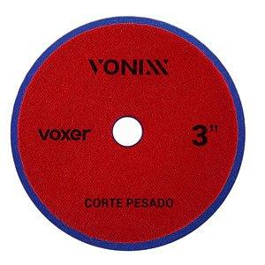 Boina Voxer Lã com Esponja 3¨ - Vonixx