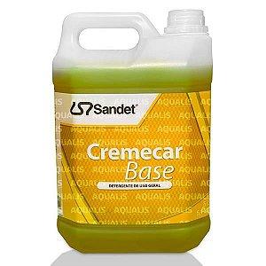 Detergente Cremecar Supra 5L - Sandet