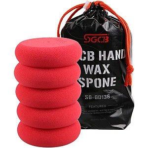 Aplicador de Cera Hand Grip Wax - SGCB